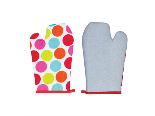 OVEN GLOVE AND POT HOLDER SET